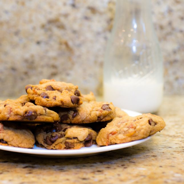 Candied Bacon Chocolate Chip Cookies | Recipes | Pinterest