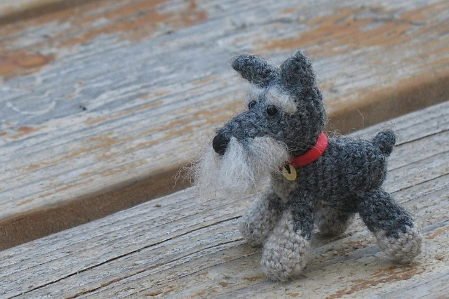 Miniature Schnauzer Knitting Pattern Dog Breeds Picture