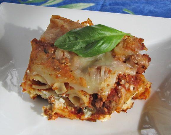 Baked Pasta Shells Casserole | Recipes | Pinterest