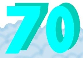 Number 70 and its meaning in the Bible