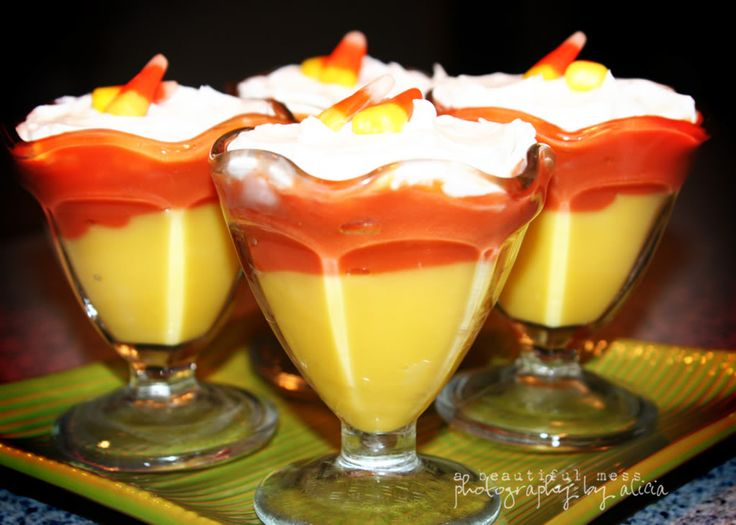 ... Pudding: using butterscotch, banana cream pudding, and whipped cream