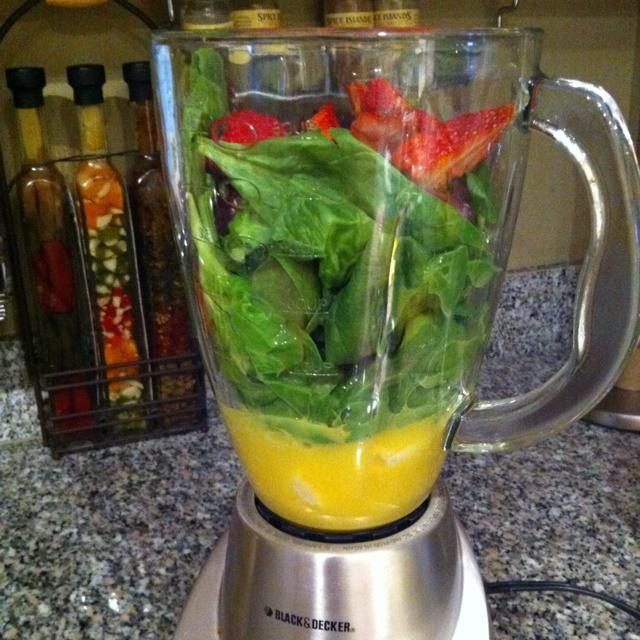 Blueberry Grape Smoothie Recipe — Dishmaps