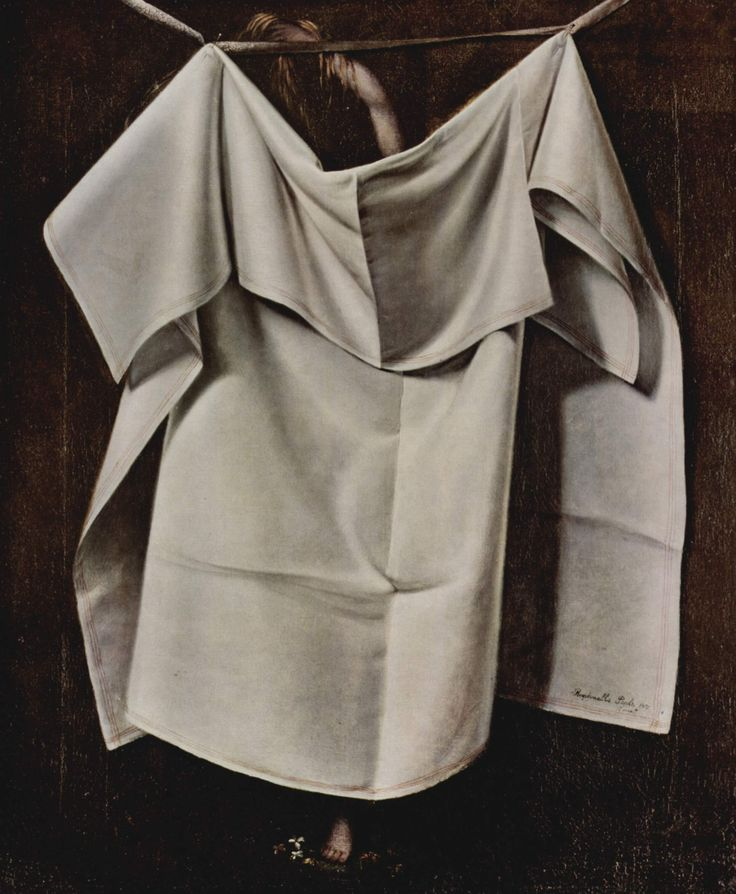 """Raphaelle Peale """"Venus Rising from the Sea - A Deception (After the Bath)"""""""