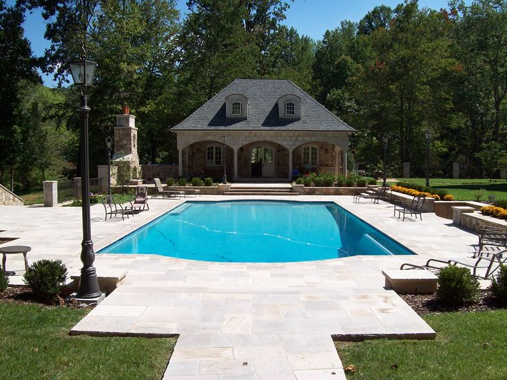 Backyards with pools joy studio design gallery best design for Pool design greenville sc