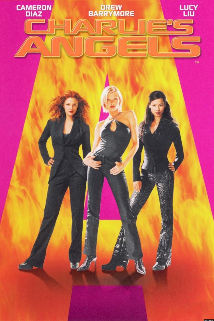 Charlie's Angels 2000 | Mua inspiration 4 future ... Charlies Angels 2000