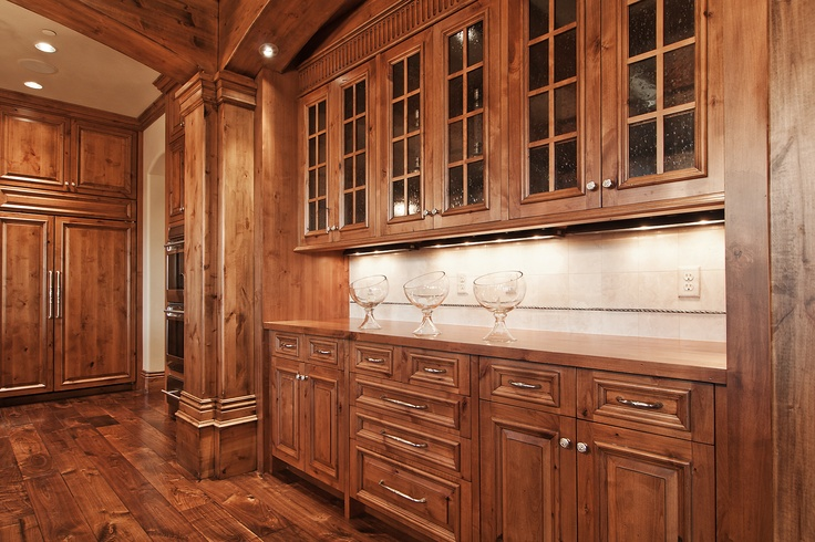 Kitchen Cabinets Hutch By Cameo Homes In Park City Utah