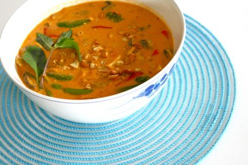 Panang Curry | recipris - no reason this couldn't work with the ...
