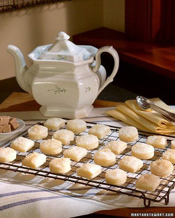 Martha's Mother's Cookies | Recipe