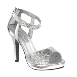 Sidney by Touch Ups TU444 - This is one stunning silver metallic
