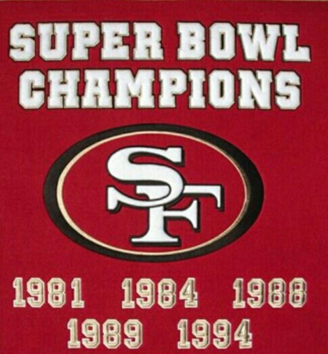 san francisco 49ers super bowl wins