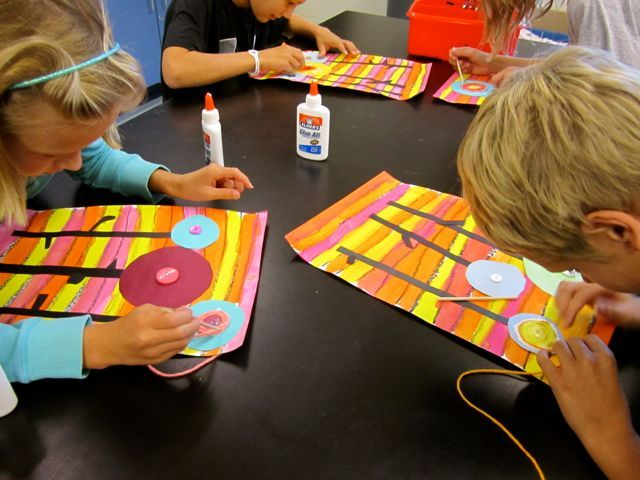 Hundertwasser  Ideeën voor kunst-opdrachten  Pinterest