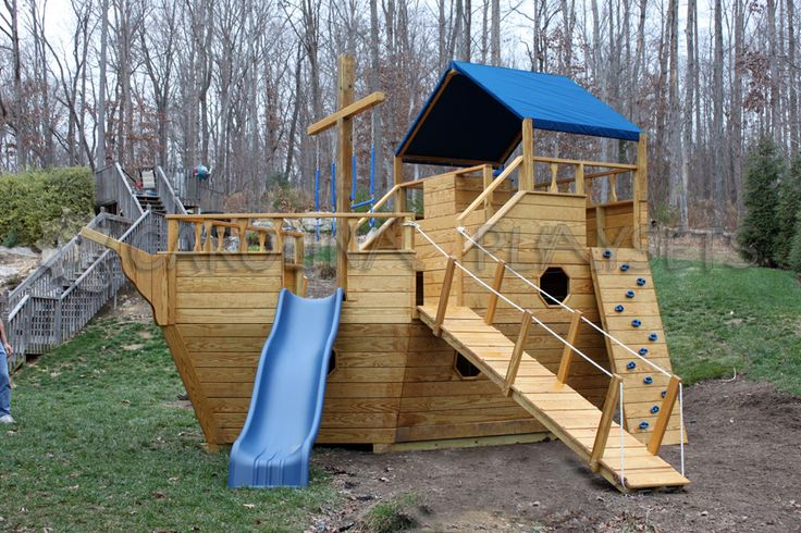 Wood Boat Playset Plans | best row boat plans