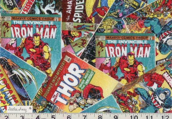 Superhero fabric for shower curtain superheroes pinterest