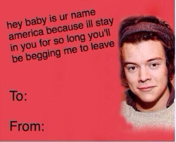 celebrity valentines day cards tumblr
