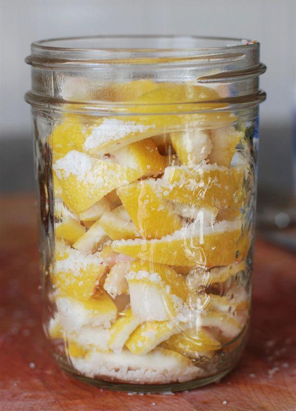 Preserved Meyer Lemons | yummy recipes to try! | Pinterest