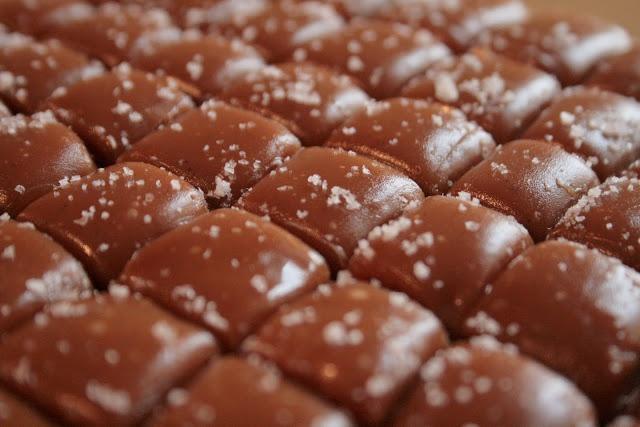 Indigo Scones: Vanilla Bean Caramels | i LoVe BaKiNg..... | Pinterest