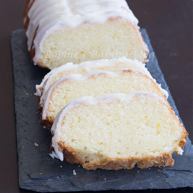 Blood Orange and White Chocolate Chunk Pound Cake Bake in 12X5X3.5 ...