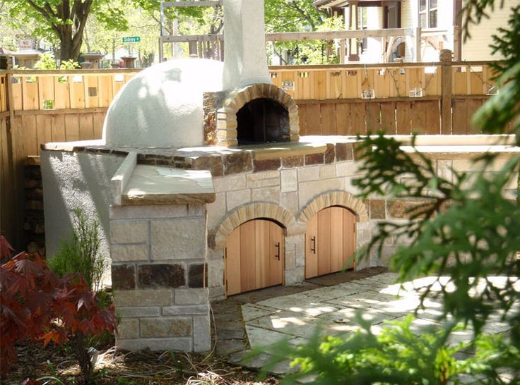 Outdoor Wood Fired Pizza Oven Pizza Oven Pinterest