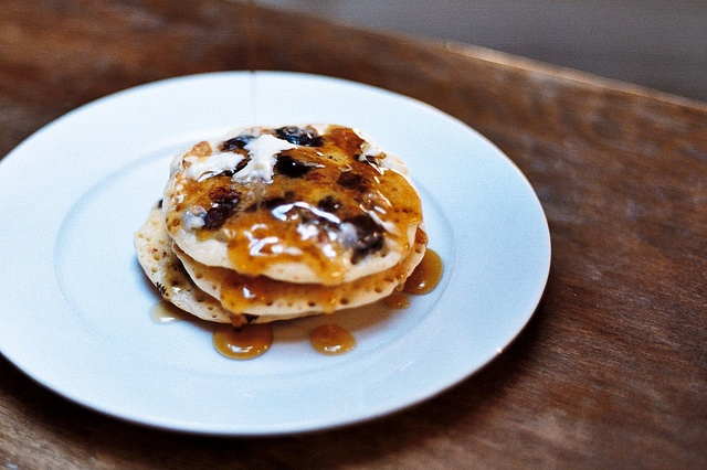 Blueberry Pancakes with Maple Syrup | Luscious Food and Deserts | Pin ...