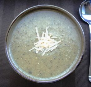 Spicy Zucchini Soup | Food for Thought Recipes | Pinterest