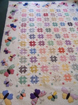 Finely Finished Quilts: Sue's Quilts
