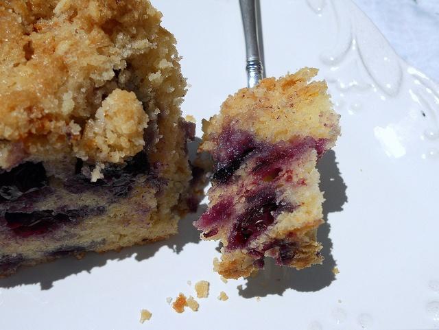 Breakfast Grain Salad With Blueberries, Hazelnuts & Lemon Recipes ...