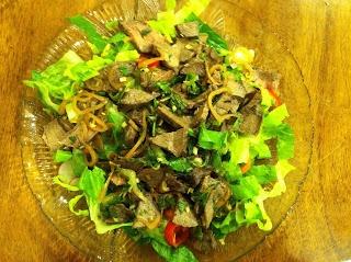 Unlimited Lettuce: Thai Style Flank Steak Salad