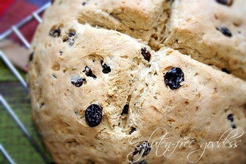 GF Irish Soda Bread