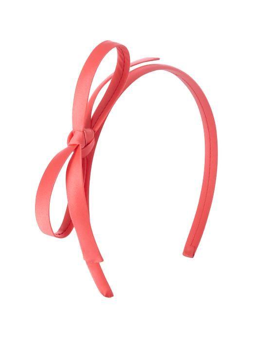 Loop Bow Headband From Gap Com On Beyond Zebra Pinterest