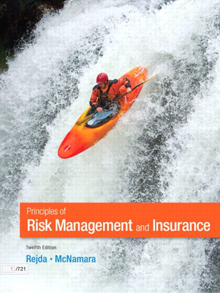 Risk Management and Insurance of course