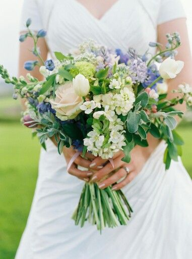 home wedding bouquet ideas