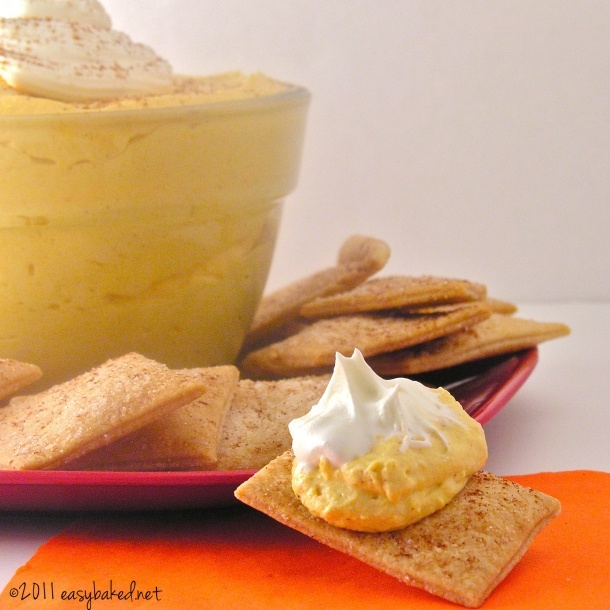 Pumpkin Pie Dip | Meal-food ideas | Pinterest