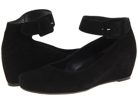 Paul Green Samona Black Suede - Zappos.com Free Shipping BOTH Ways ...