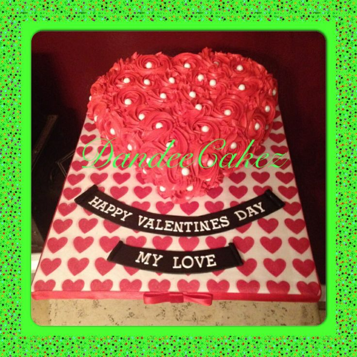 valentines day cakes and cupcakes