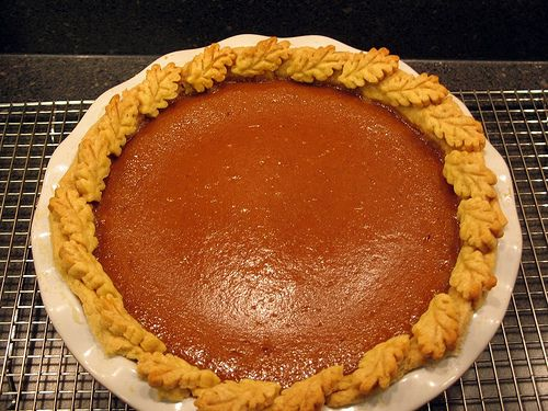 Classic Pumpkin Pie   Pies, Tarts & Cobblers   Pinterest