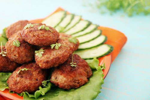 Spicy Tuna Fish Patties - added 1/2 tsp zeera. Next time add more tuna ...