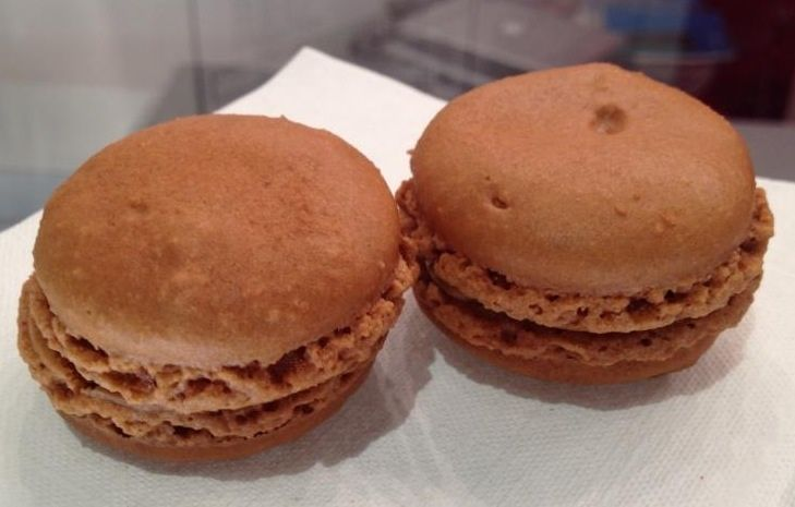 macaron in winter park on park avenue caramel salted butter macarons ...