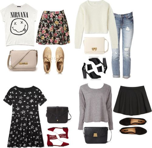 Inspired By Zoella: Cute School Bags: Zoella Forever 21