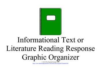 essay response text