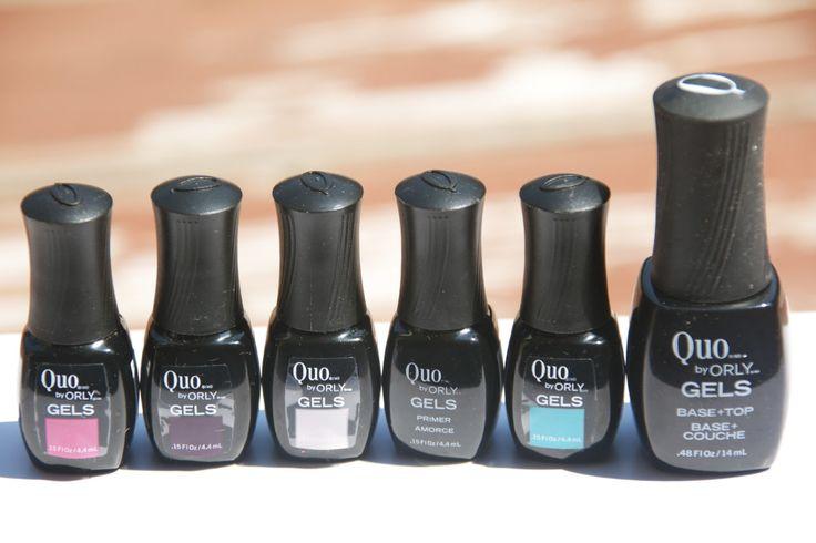 At home gel manicure | gel manicures | Pinterest