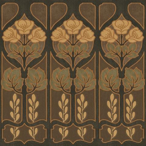 Bradbury Wallpaper Arts And Crafts
