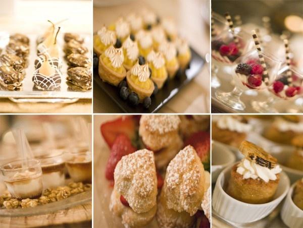 A Dessert Only Reception Etiquette