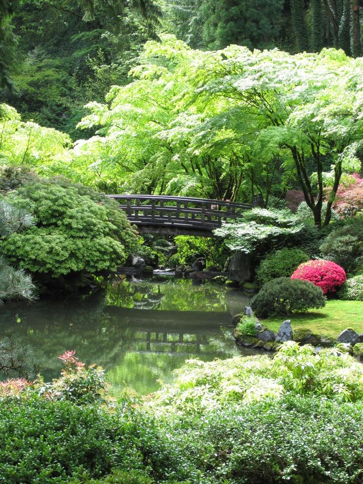 Portland Japanese Garden Oregon Beauty At Its Best Pinterest