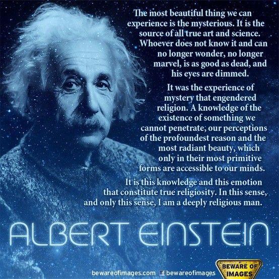 Albert Einstein Quotes Famous Quotations on Religion