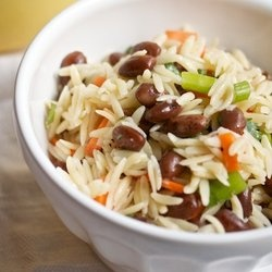 Southwestern Orzo Salad — Punchfork | Food and Drink | Pinterest