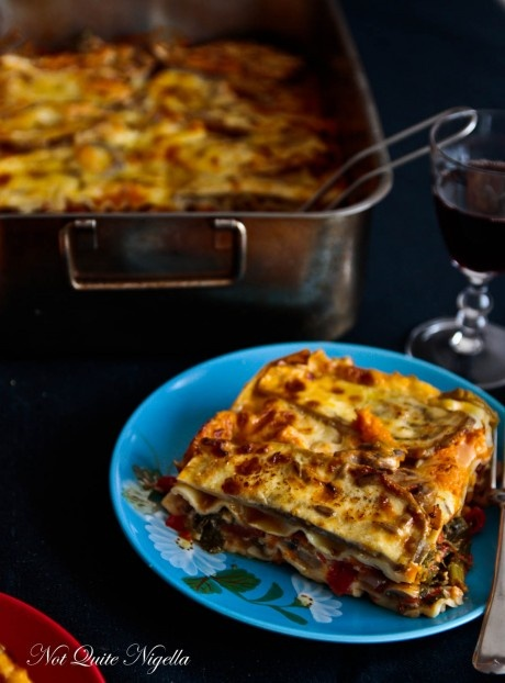 Kale lasagne - Not Quite Nigella | Main dish | Pinterest