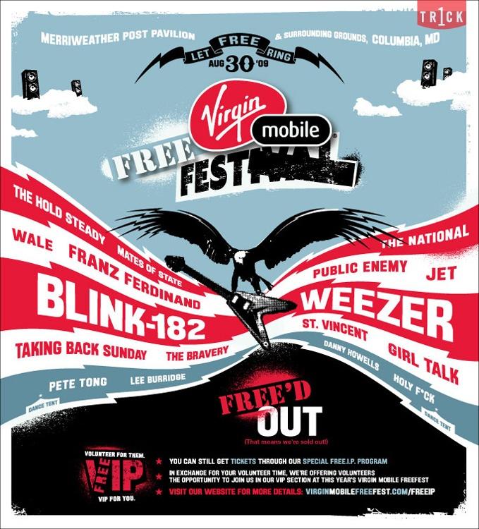 Virgin mobiles fest toronto 2009