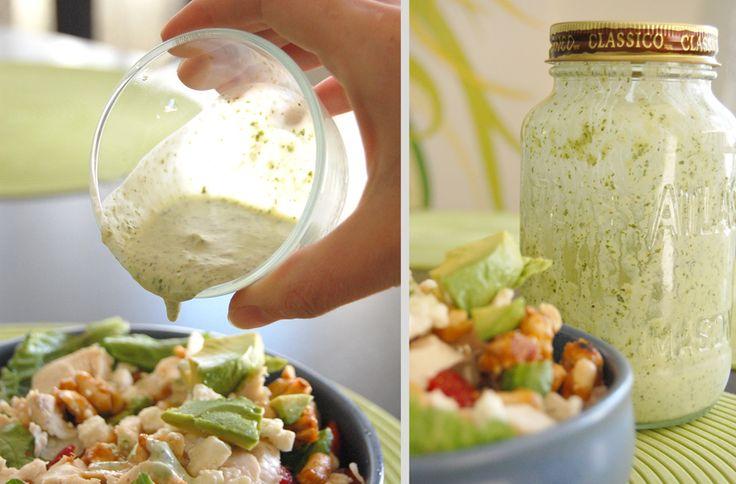 creamy cilantro dressing | Food-Dip | Pinterest