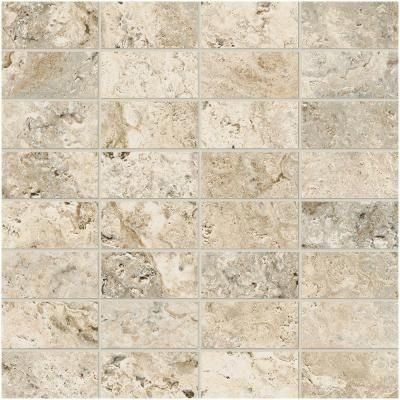 MARAZZI Travisano Trevi in. x in. Porcelain Floor and Wall Tile