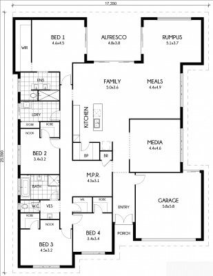 Large house plans house design for Butlers pantry floor plans